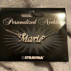 Marie necklace